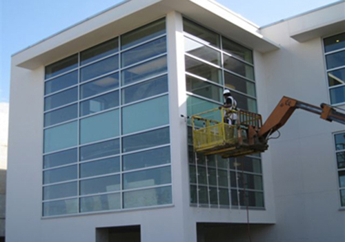 The Installation of Commercial Windows and Doors